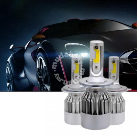 Head Lamp HID LED H1 H3 H4 H7 H8 H11 9005 9006 881 - Car Accessories &  Parts for sale in Muar, Johor