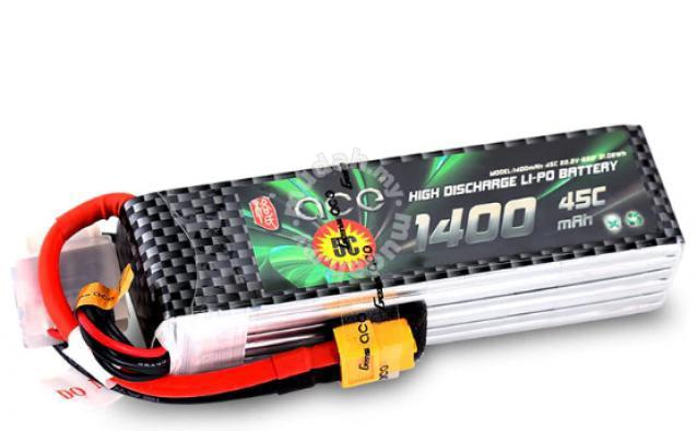 ACE Gens 22 2V 1400mAh 45C 6S for ALZRC X360 GAUI - Hobby & Collectibles  for sale in Taiping, Perak