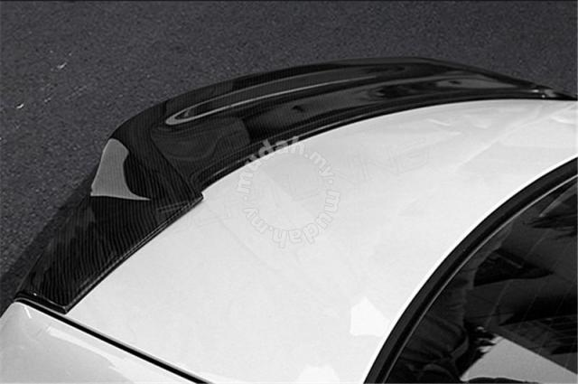 Mercedes Benz W212 Renntech carbon fiber spoiler - Car Accessories & Parts  for sale in Bandar Sunway, Selangor