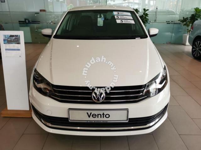 2019 Volkswagen VENTO 1 6CL Merdeka deal prereg - Cars for sale in Ipoh,  Perak