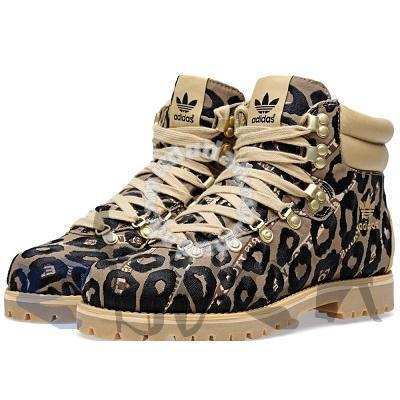 new style f0fd3 d36c7 Adidas ObyO x Jeremy Scott Leopard Hiking Boot - Shoes for sale in OUG,  Kuala Lumpur