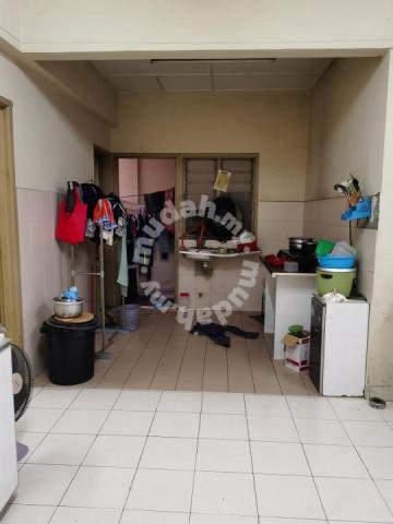 {BELOW MARKET} Fortune Court Shop Apartment Kepong Aeon MUST VIEW FAST