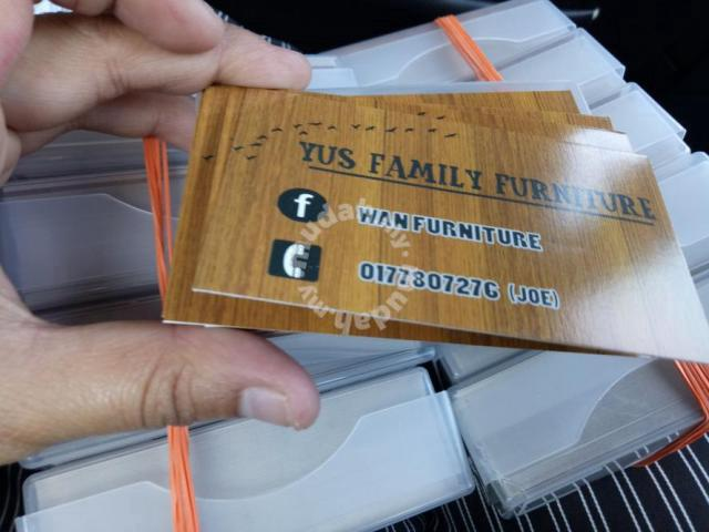 Printing name card johor services available in johor bahru johor reheart Image collections