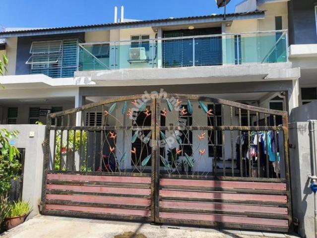 Fully Renovated 2 tingkat teres Bangi Avenue 1 Kajang