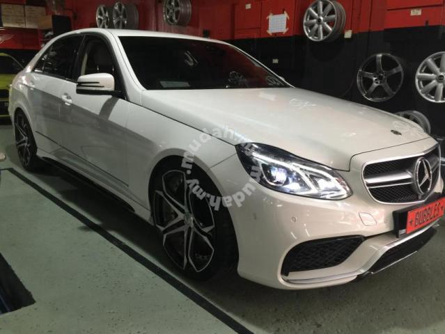 mercedes w212 facelift amg e63 conversion car. Black Bedroom Furniture Sets. Home Design Ideas