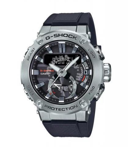 Limited Edition CASIO G-SHOCK GST-B200 G-Steel