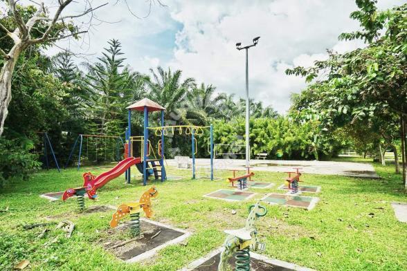 Single Storey Semi D Kg Sg Kelambu Banting - Houses for ...
