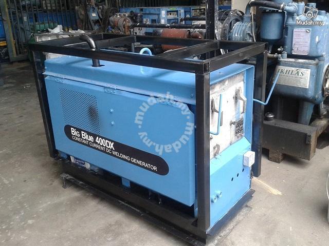 Miller 400DX Welding Machine
