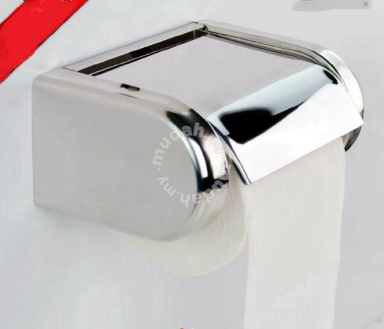 toilet paper holder ak25 - Bathroom Accessories Kota Kinabalu