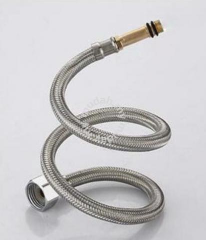 Cold/hot mixer Faucet Water supply flexible hose - Bed u0026 Bath for sale in Kota Kinabalu Sabah & Cold/hot mixer Faucet Water supply flexible hose - Bed u0026 Bath for ...