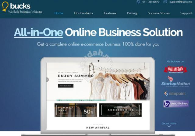 Successful White Label Web Agency Business - Business for Sale for sale in  Mont Kiara, Kuala Lumpur