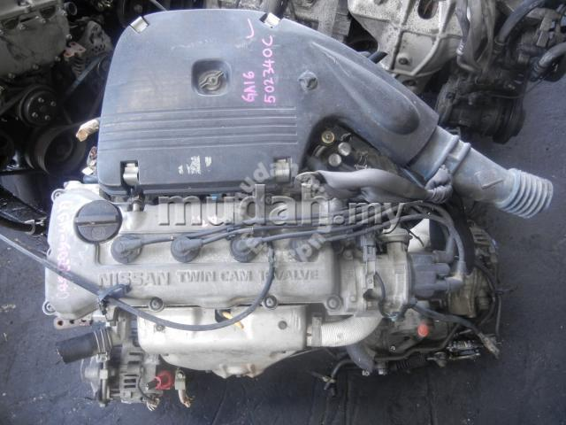 Nissan Sentra B13 GA16 Carburetor Engine kosong - Car ...