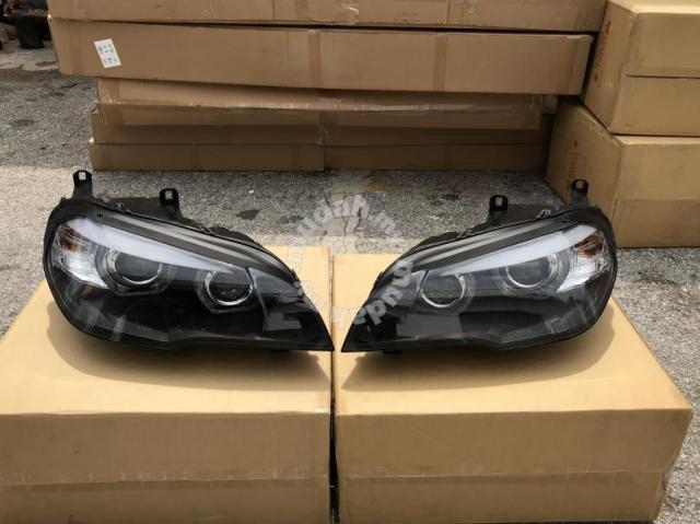 BMW X5 head lamp BMW X5 E70 head lamp - Car Accessories & Parts for sale in  Bandar Sunway, Selangor
