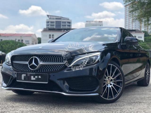 2016 Local Mercedes Benz C300 Coupe Amg Line 2 0 Cars For Sale In Old Klang Road Kuala Lumpur