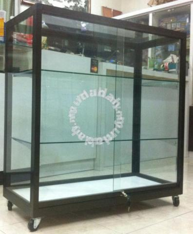 Aluminium Glass Display Cabinets 36*36*16   Furniture U0026 Decoration For Sale  In Butterworth, Penang