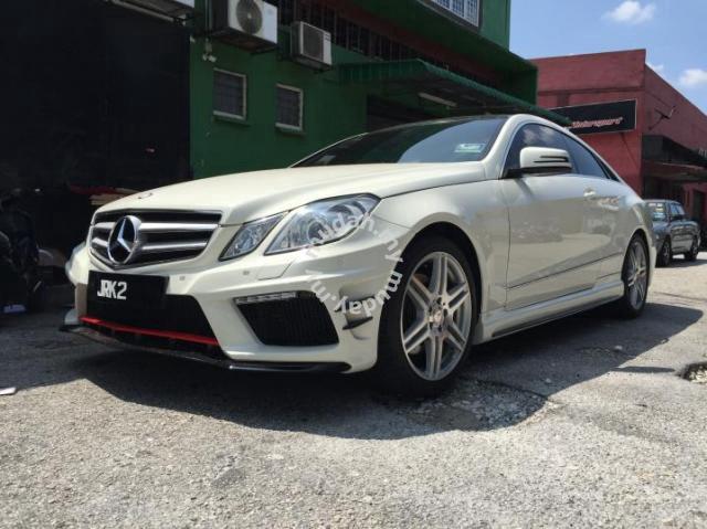 Mercedes benz W207 Bodykit W212 AMG Bodykit - Car Accessories & Parts for  sale in Bandar Sunway, Selangor