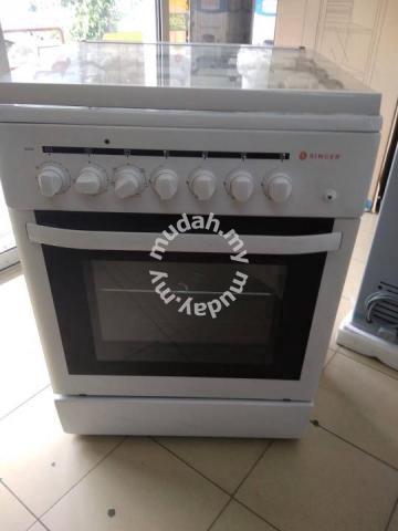 Turkey Dapur Gas Oven Elktrik Display Set Home Liances Kitchen For In Gombak Kuala Lumpur