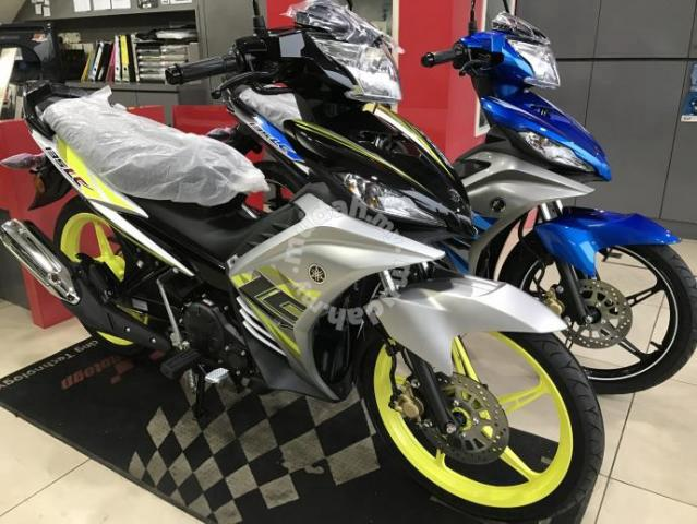 Yamaha 135lc 135 lc lc135 khm kian huat for Yamaha credit application