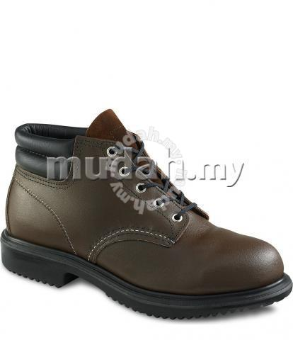 Safety Shoes Red Wing Mid 5Inch Brown