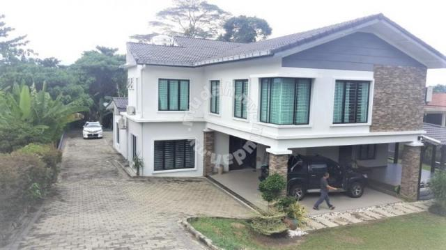 Rumah Cantik Banglo 2 Tingkat Taman Bukit Rasah Seremban Houses For Sale In Seremban Negeri Sembilan Mudah My