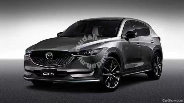 mazda cx5 cx 5 2017 oem bodykit with paint pp car accessories parts for sale in setapak. Black Bedroom Furniture Sets. Home Design Ideas