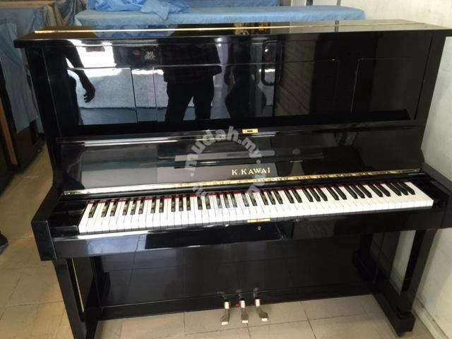 Kawai Upright Piano Imported Japan Modal K35 - Music Instruments for sale  in Bukit Jambul, Penang
