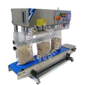 Stainless Steel Vertical Continuous Band Sealer - Professional/Business  Equipment for sale in Ipoh, Perak