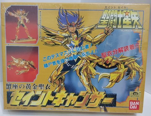 1987 Bandai Saint Seiya Gold Scorpio - Hobby & Collectibles for sale in  Ampang Hilir, Kuala Lumpur