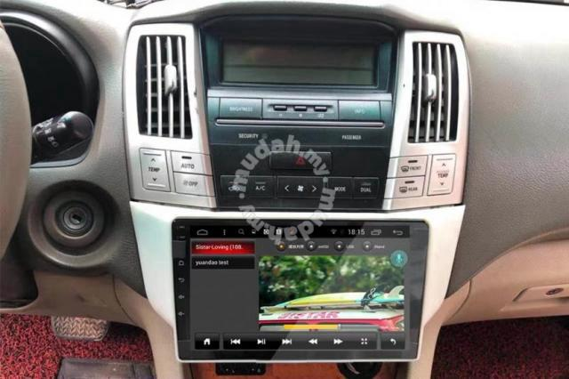 Lexus RX 330 ANDROID 8 1 2D SCREEN APLYER - Car Accessories & Parts for  sale in Puchong, Selangor