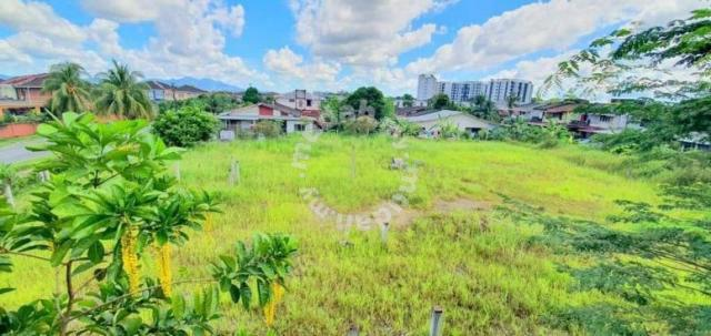 Double Frontage Detached Lot Residential Batu Kawa 27 pts Sunny Hills