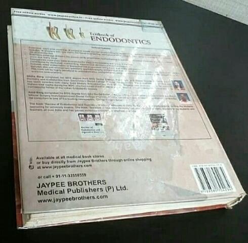 Textbook of ENDODONTICS by Nisha Garg & Amit Garg -  Music/Movies/Books/Magazines for sale in Klang, Selangor