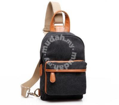abe32406942222 B0128 Trendy Travel Crossbody Chest Bag Backpack - Bags ...