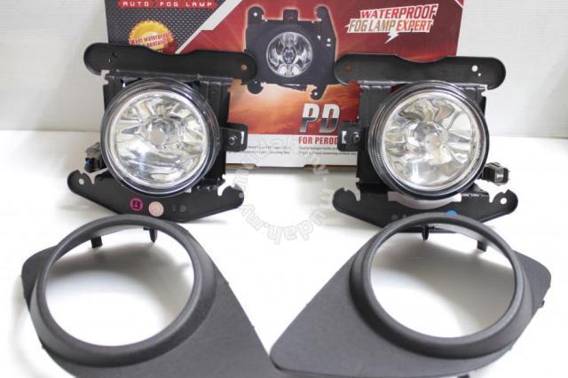 Perodua VIVA Elite Fog Lamp Sport Light OEM Kit - Car