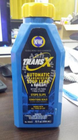 K&w trans-x automatic gearbox stop leak & tune up - Car Accessories & Parts  for sale in Petaling Jaya, Selangor