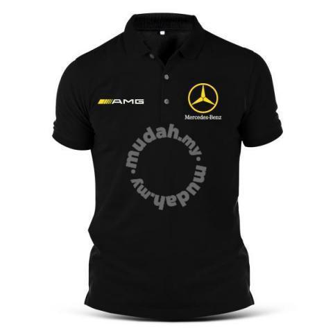 Mercedes Benz Amg Cool Sportcars Collar T Shirt Clothes