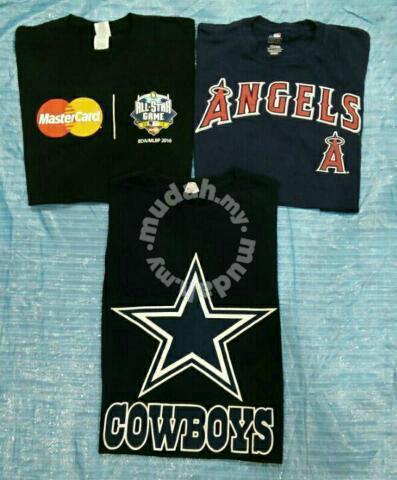 half off 80e5f 7f4c1 MLB All-Star, LA Angels, Dallas Cowboys - Clothes for sale in Pulai  Chondong, Kelantan