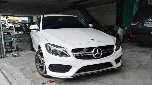 Mercedes Benz W205 Amg C Class Amg Line Bodykit Car Accessories Parts For Sale In Juru Penang