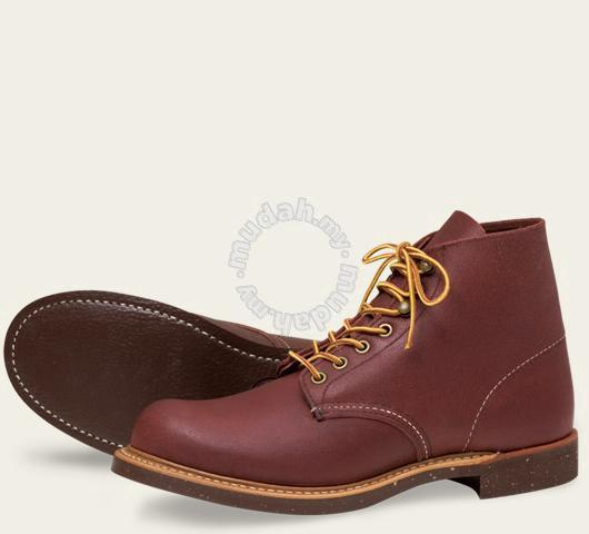 Work Boot Red Wing Men 6In BlackSmith Brown 8016 - Shoes for sale ...