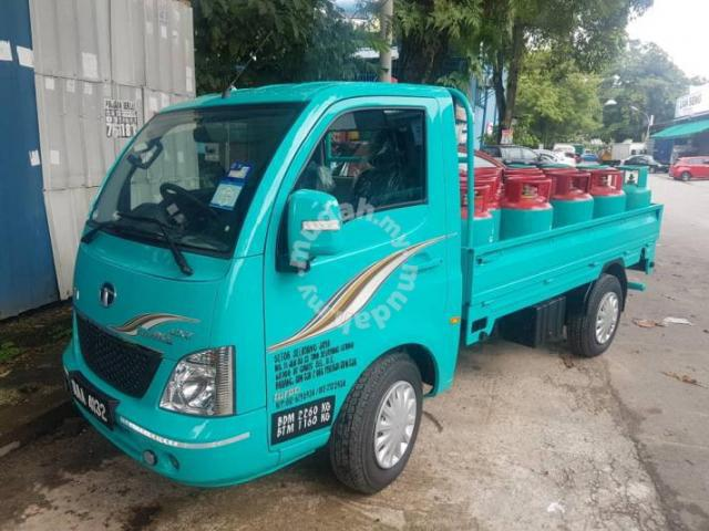 Tata 1 4 turbo diesel 2019 new daihatsu, nissan - Commercial Vehicle &  Boats for sale in Subang Perdana, Selangor