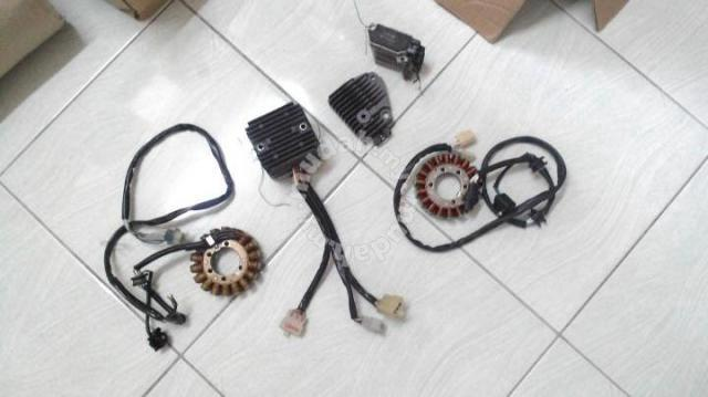 900724017267343 stator coil yamaha virago 250 , virago250 , xv250 motorcycle wiring harness 250 mercury proxb efi at cos-gaming.co