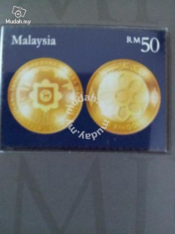 Bank Negara Malaysia Premium Stamp - Hobby & Collectibles for sale in Batu  Caves, Selangor