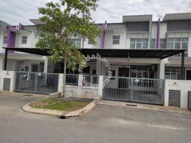 2-Storey Terrace House, Meranti, Hillpark Puncak Alam