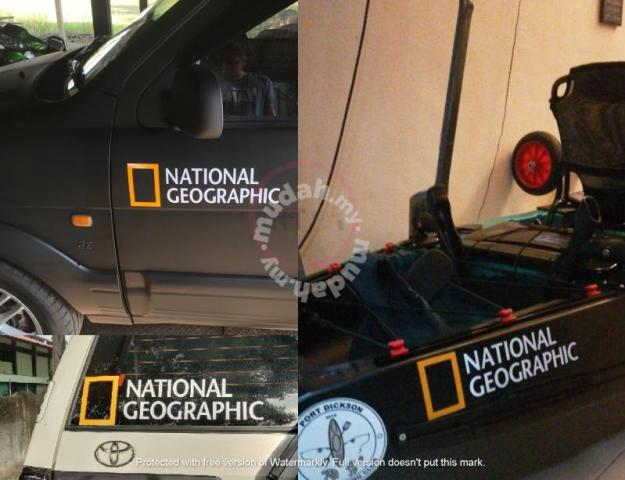 CFS47 National Geographic offroad 4x4 hilux ranger