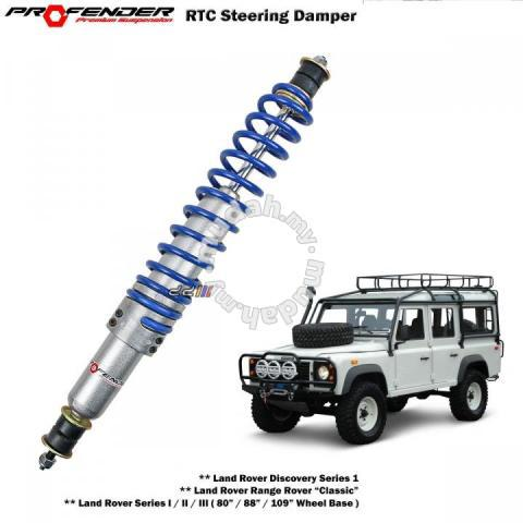 LAND ROVER Profender Steering Damper 4WD 4X4 - Car Accessories & Parts for  sale in Puchong, Selangor