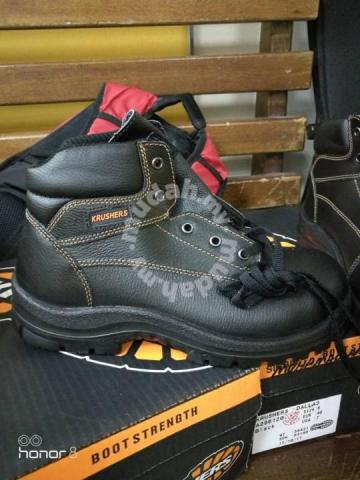 f89f4fbb7ea Krushers Safety Boots