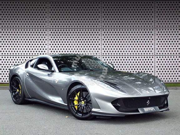 Full Record 2018 Ferrari 812 Superfast 6 5 V12 A Cars For Sale In Shah Alam Selangor Mudah My