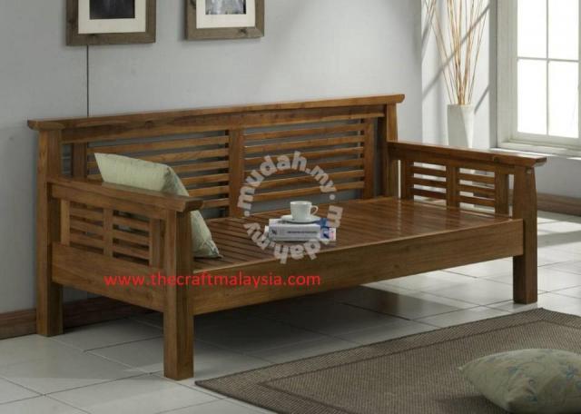 Teak wood Daybed designs by craft teak malaysia. Teak wood Daybed designs by craft teak malaysia   Furniture