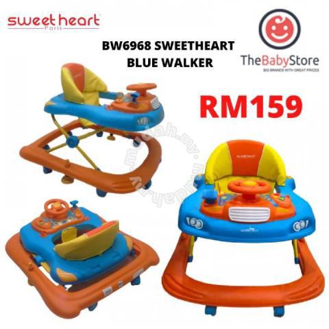Bw6968 swetheart walker -blue