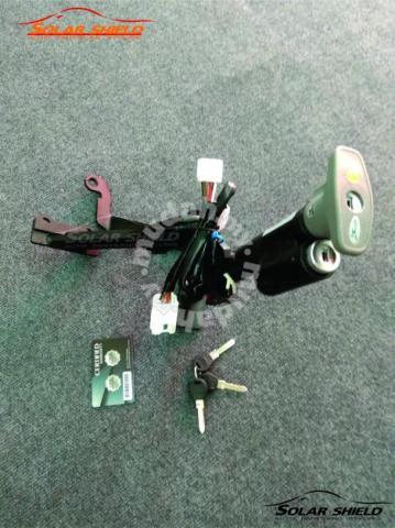 Toyota Vellfire Pedal Lock Brake Lock - Car Accessories & Parts for sale in  Melaka Tengah, Melaka