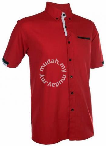 9063b54f4 Baju Korporat / Baju Kemeja / F1 / Corporate Shirt - Clothes for sale in  Shah Alam, Selangor